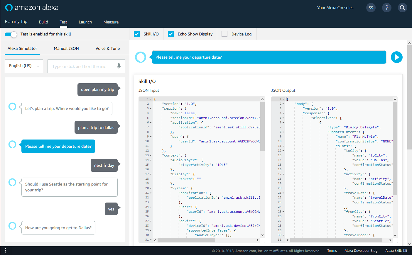 Amazon Launches New Alexa Skills Kit Developer Console in Beta |  ProgrammableWeb https://