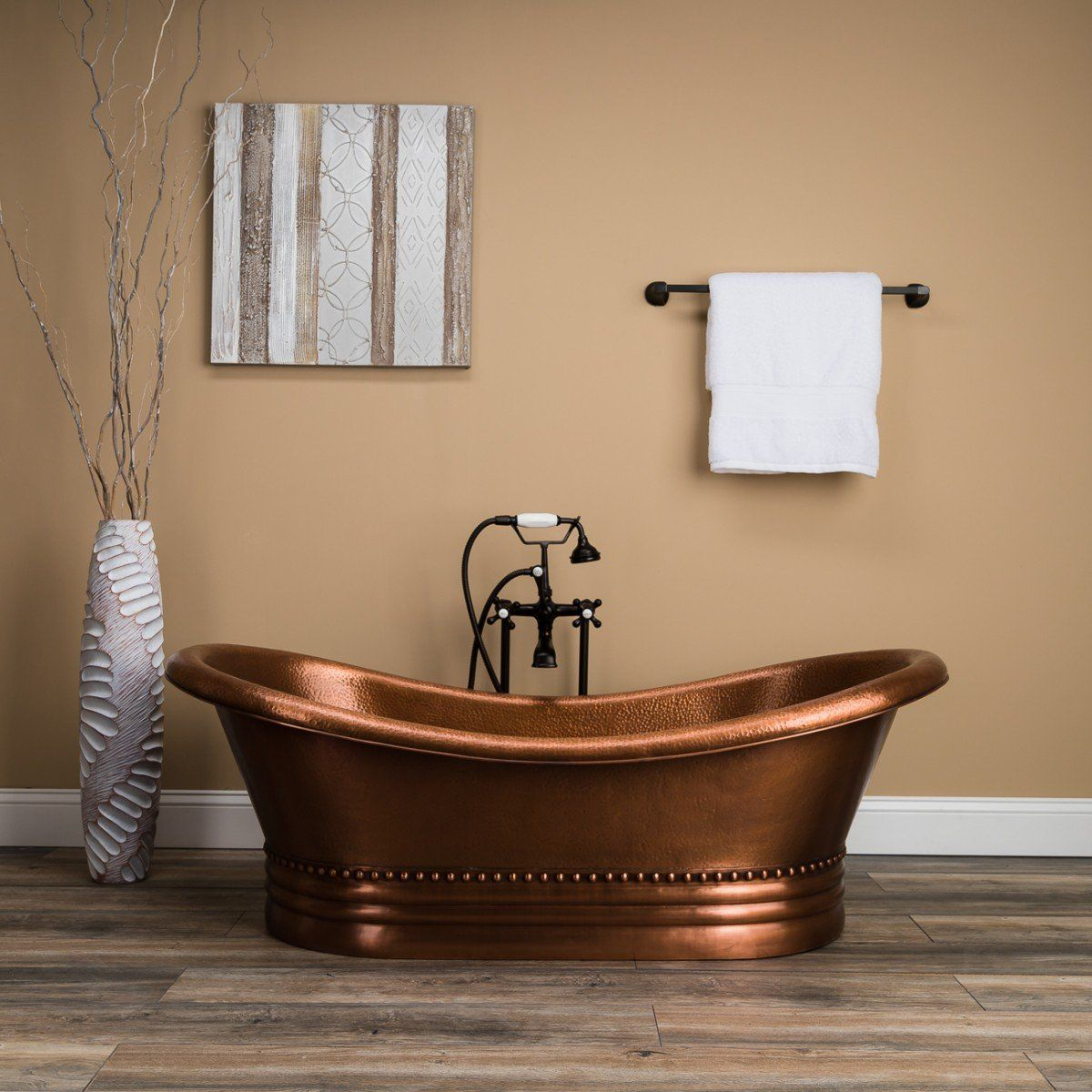 Copper Is Used To Enhance Nearly Every Room In The Home So Why