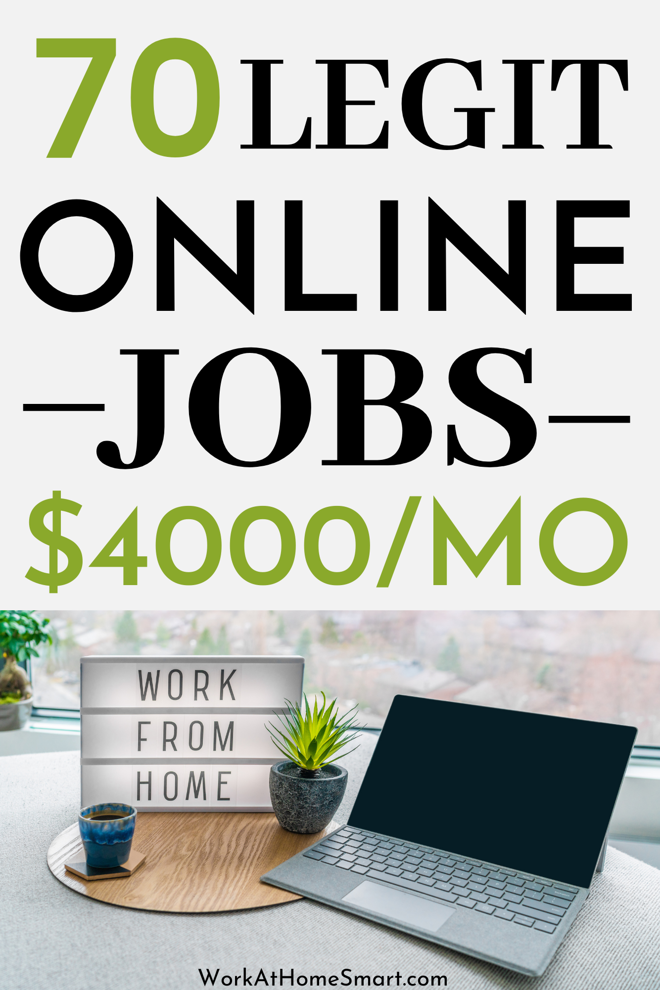 70+ Online Jobs Worldwide: Work From Home Anywhere In The World