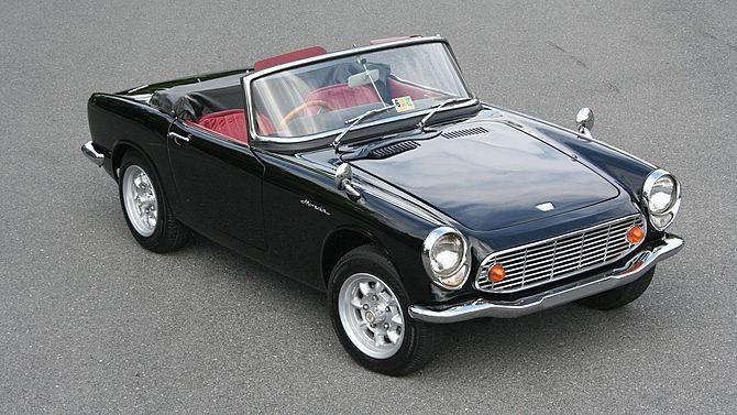 1965 Honda S600 SM | Mecum Auctions