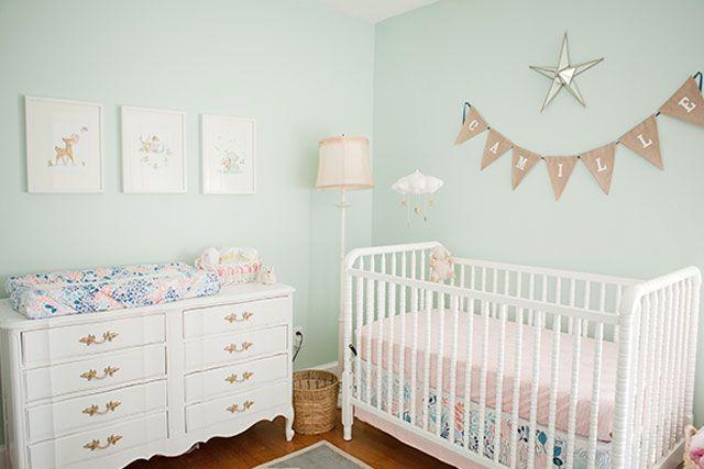 Of je nu een meisje of een jongen verwacht er is n kleur voor de babykamer die voor beide kan - Muur kleur babykamer meisje ...