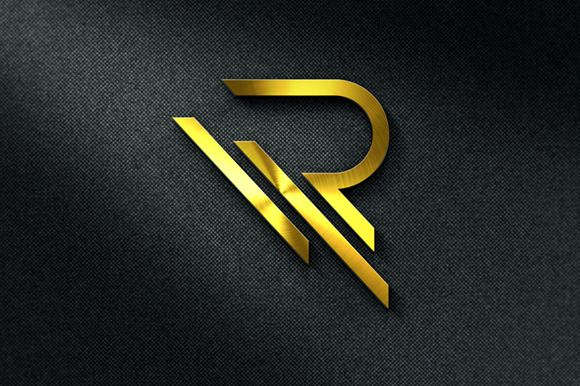 letter r logo template by gunaonedesign on creativemarket logo