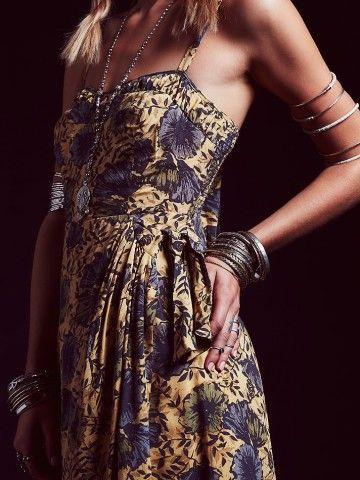 Free People Hilo Hottie Dress