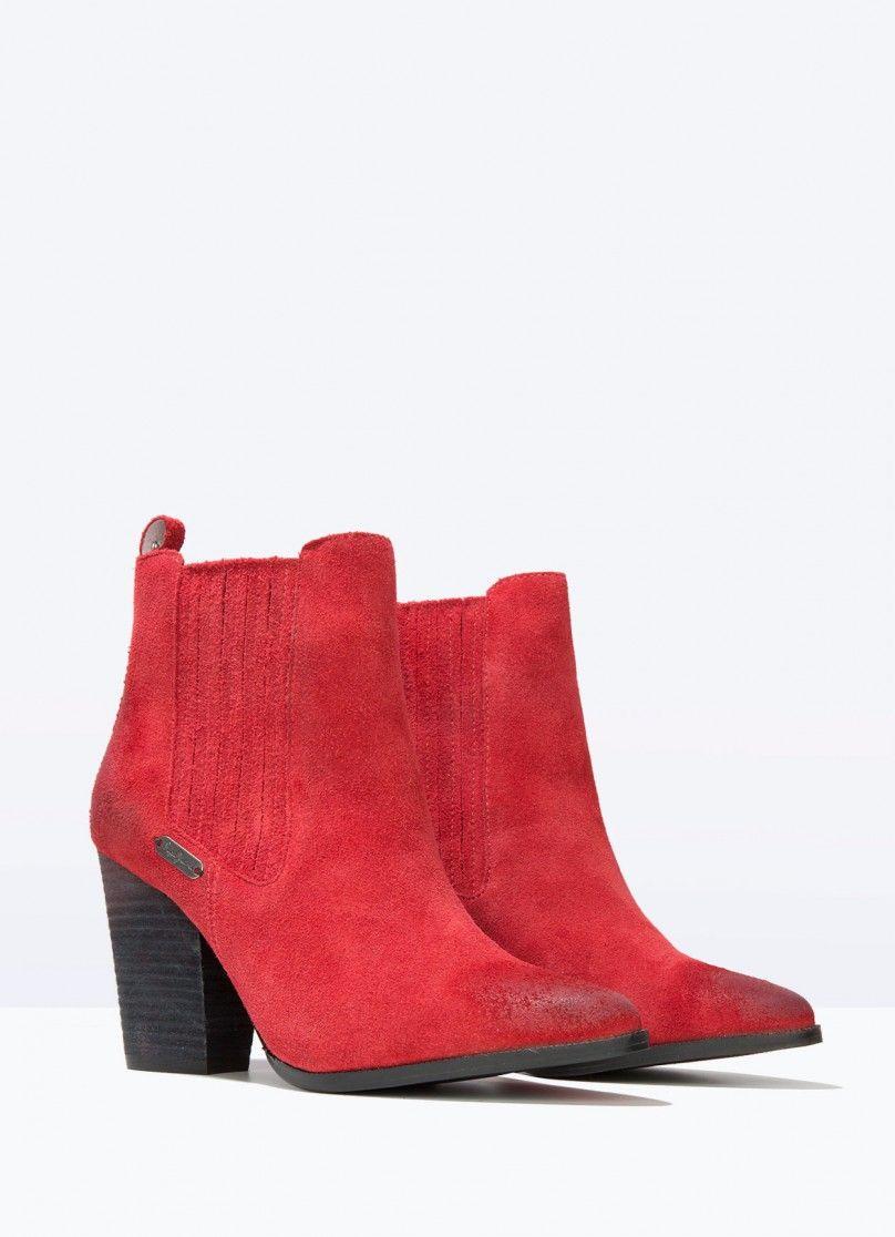 Bottes Noir Pepe Jeans Hells Londres Dc6nU