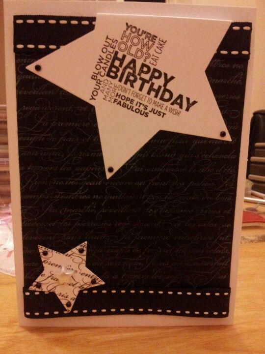Su Male Birthday Card En Francais Background And Delightful Dozen