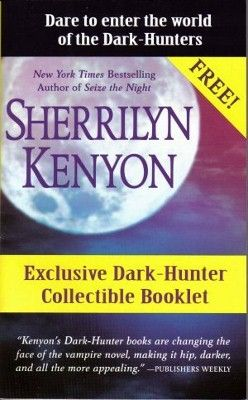 Exclusive Dark Hunter Collectible Booklet by Sherrilyn Kenyon