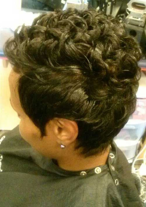 Black Women Short Hairstyles 2015