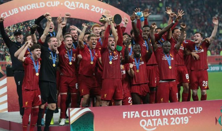 Liverpool Launch Appeal To Premier League To Wear Special Badge For Club World Cup Win Football Sport Espn Soccer In 2020 Club World Cup World Cup Champions World Cup Winners