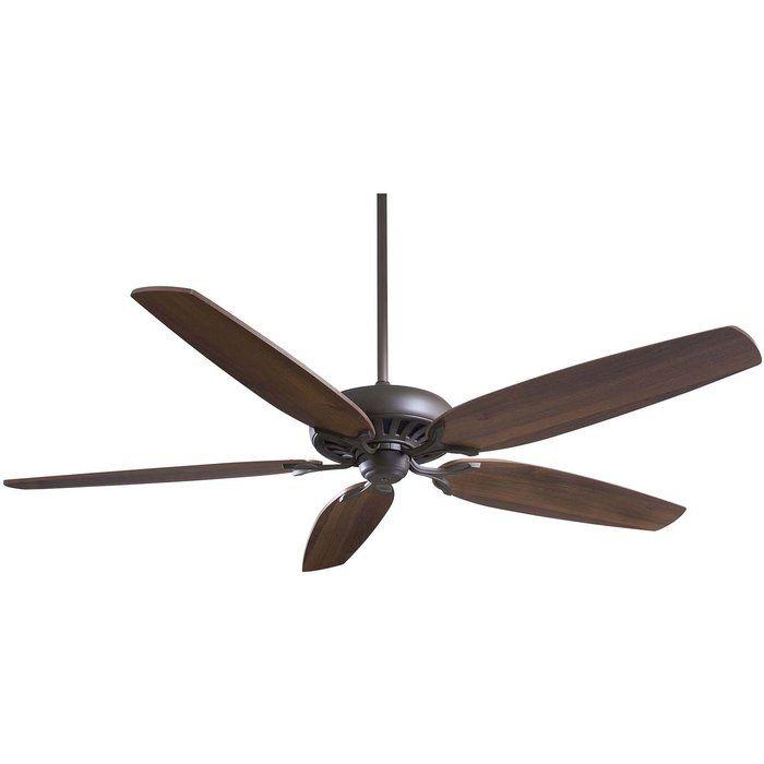72 Great Room Basic 5 Blade Ceiling Fan Bronze Ceiling Fan