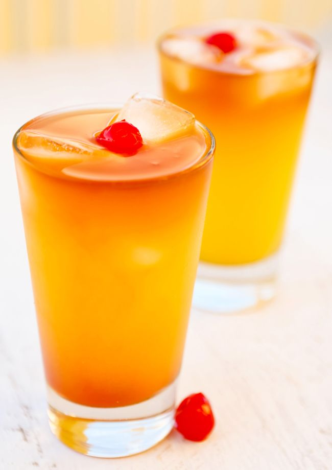 on planters punch przepis