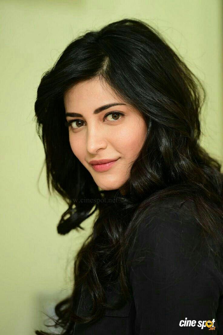 Shruthi Hassan Shruti Hassan Beauty Girl Beautiful Indian Actress