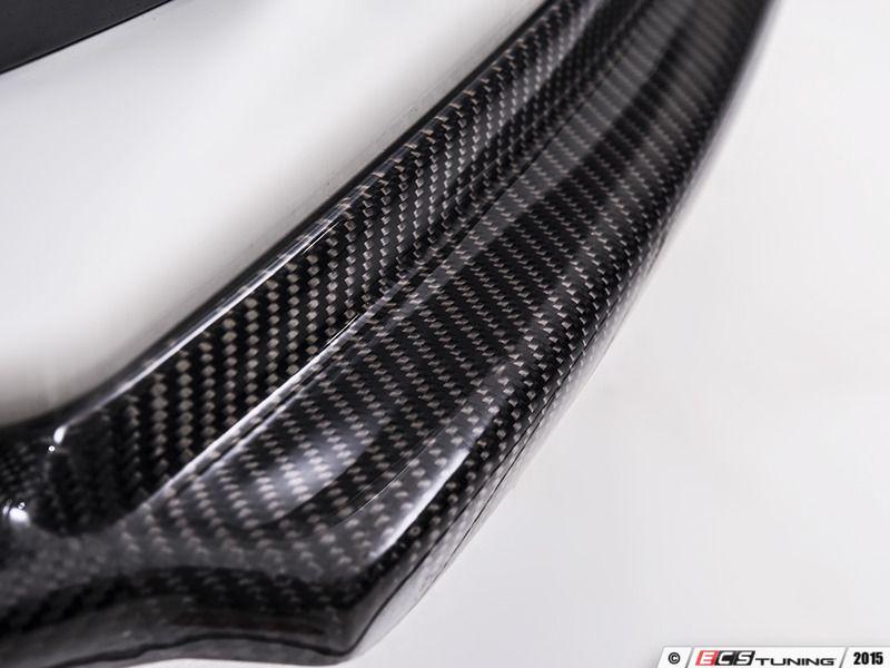 Front Lip Spoiler Carbon Fiber Volkswagon Jetta Gli