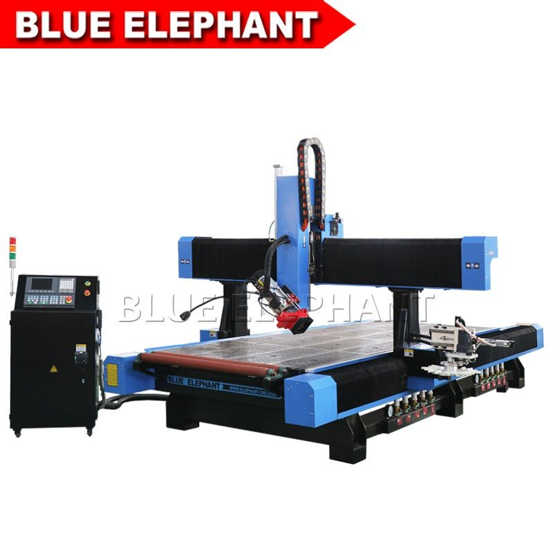 2019 High Configuration 1540 4 Axis Atc Cnc Router For Wood Working Cnc Router Router Cnc