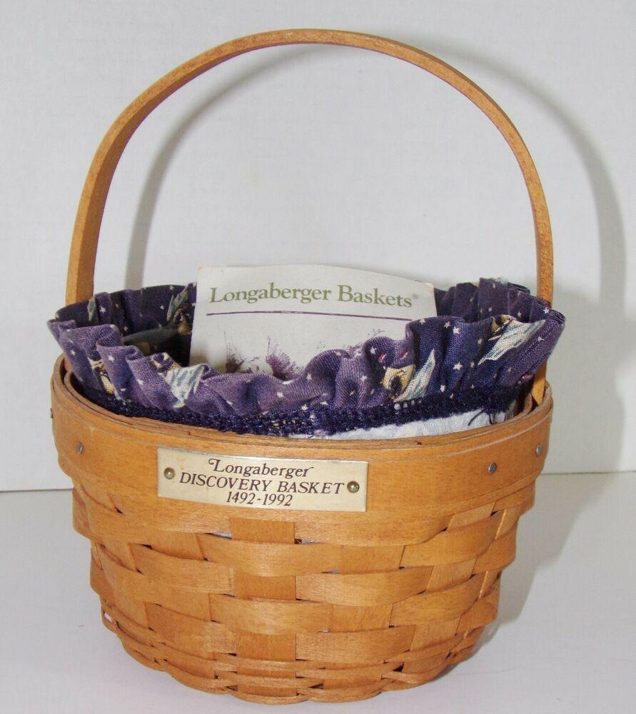 Longaberger Catalog  Basket Protector Ships next day