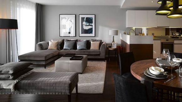 Luxurious 2 Bedroom Serviced Apartment In Baltimore Wharf London London Apartment Furnished Apartment Two Bedroom Apartments