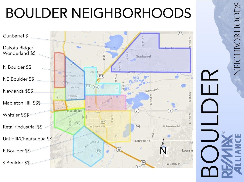 Boulder Neighborhood Guide