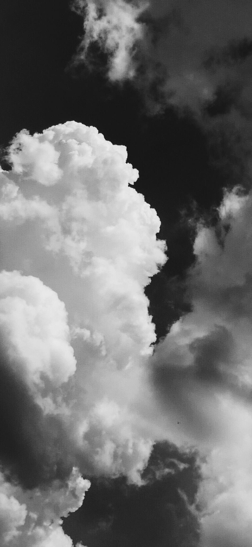 Wallpaper Clouds Wallpaper Iphone Black And White Clouds Cloud Wallpaper