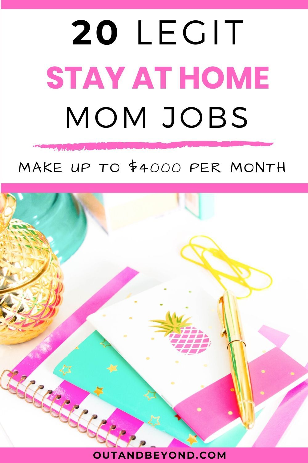 20 Legit Stay At Home Mom Jobs (That pay well) in 2020