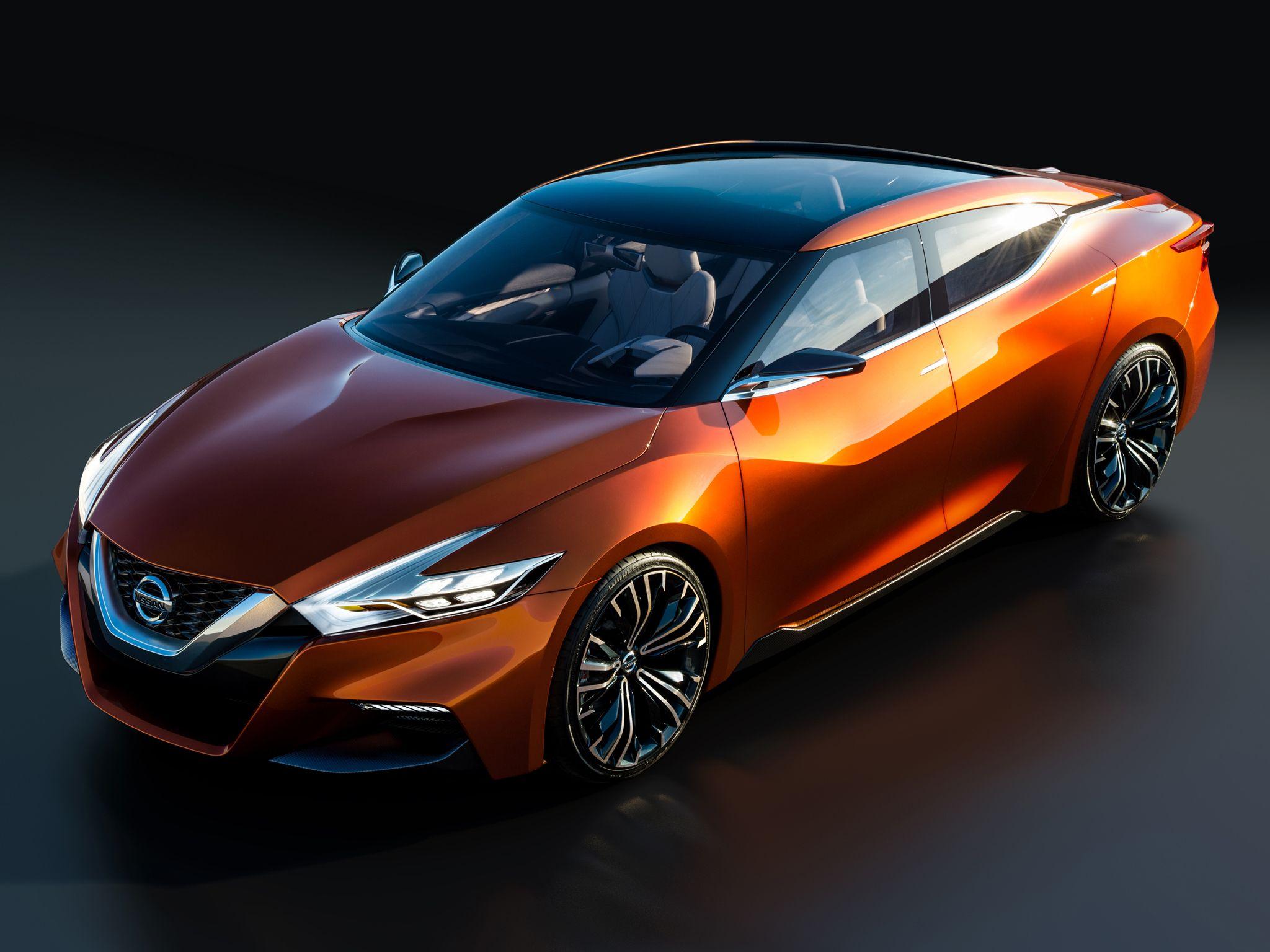 2014 Nissan Sport Sedan Concept Nissan Maxima Nissan Sports Cars Sports Sedan