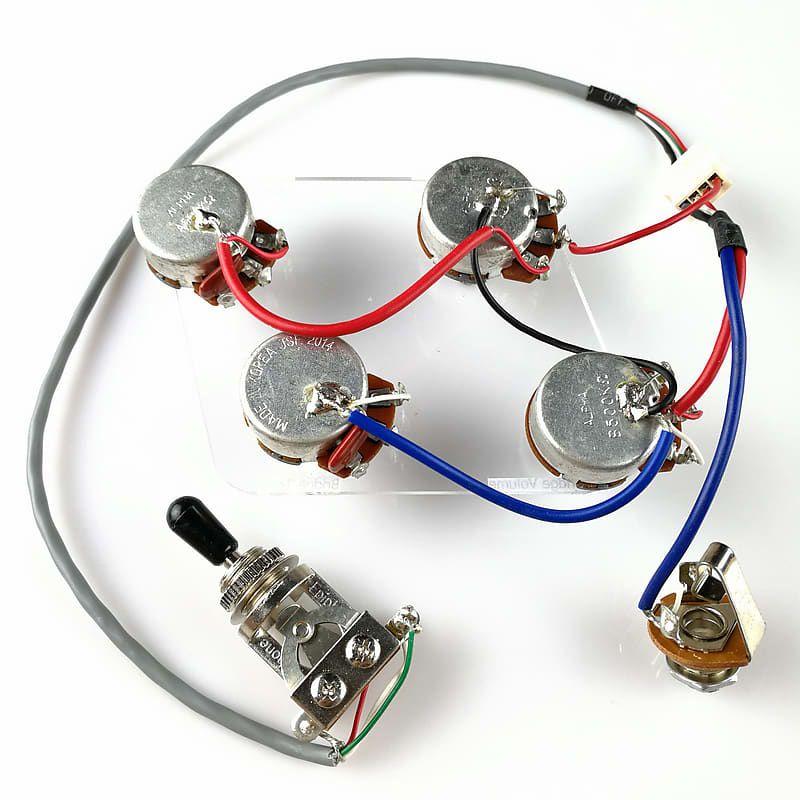 epiphone oem wiring harness: $28.99 reverb.com/shop/charliesgear direct fit  for: les paul, sg… | guitar pickups, electric guitar pickups, epiphone  electric guitar  pinterest