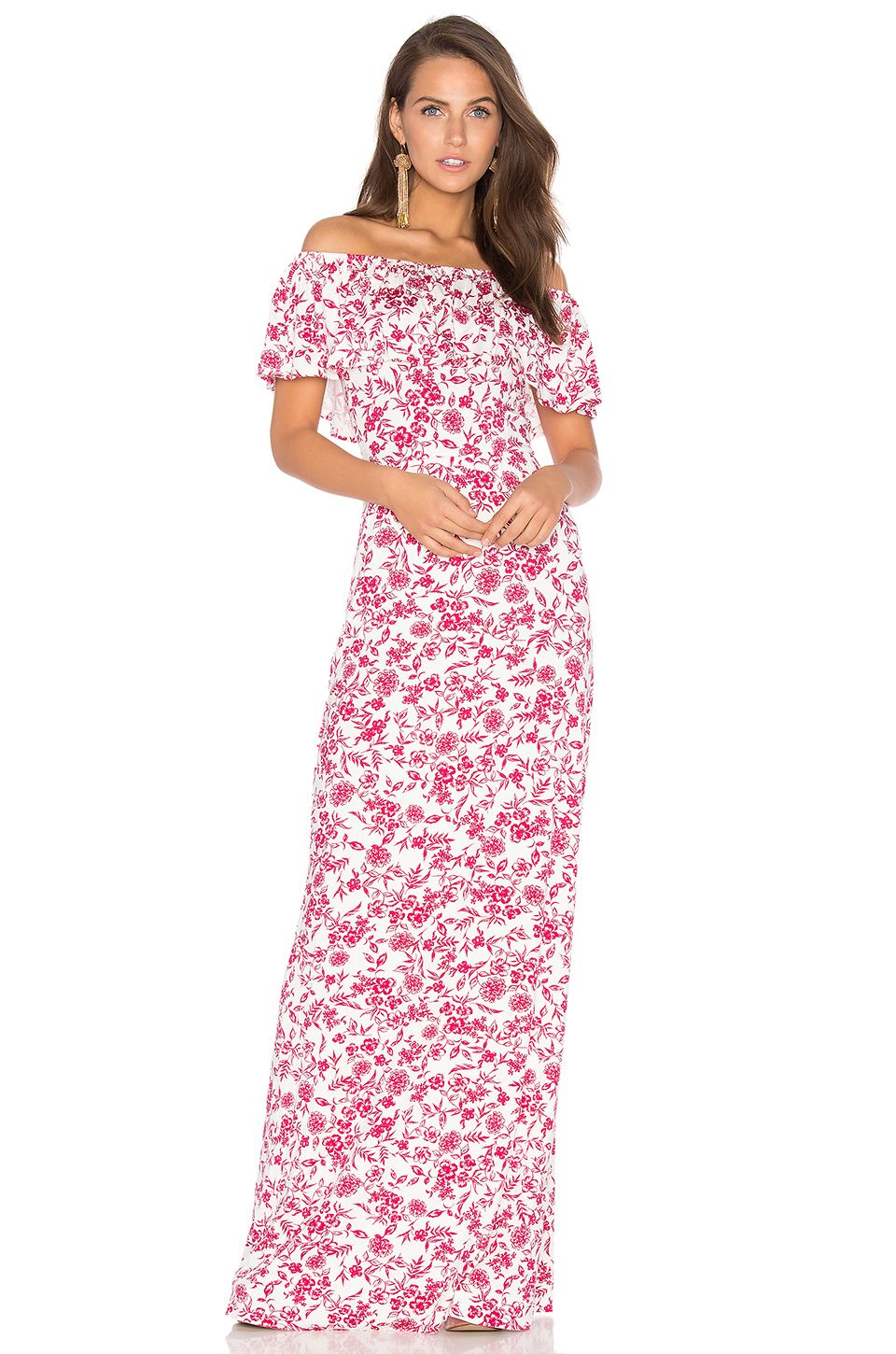 Dress In Pally Rachel Jardin Reston Lover Maxi xIfIqawt4