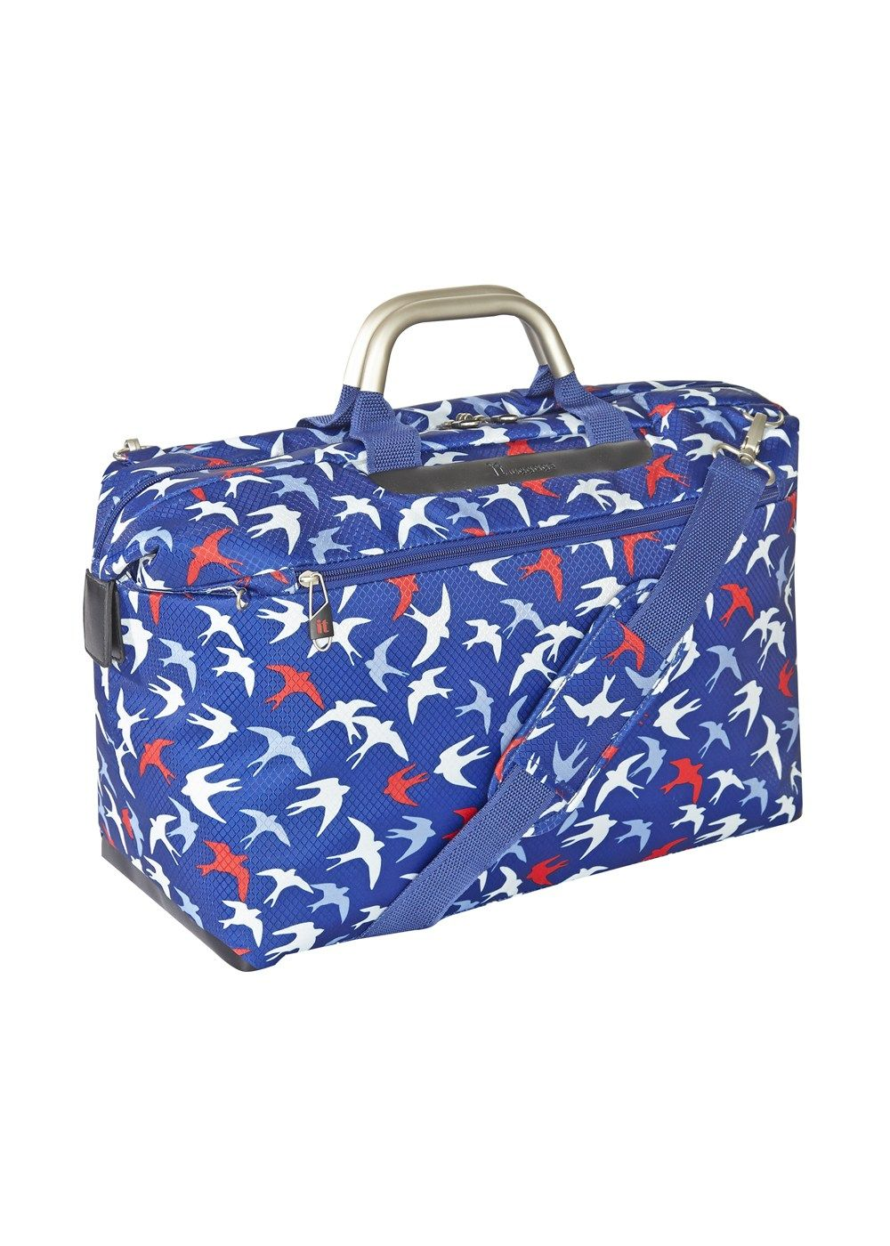 World's Lightest Collection Holdall (43cm x 33.5cm x 21cm) - Matalan  This holdall is a truly great piece from the World's Lightest collection. The bag is made using our strong durable and lightweight fabric and has plenty of room inside for travel sports and days out.