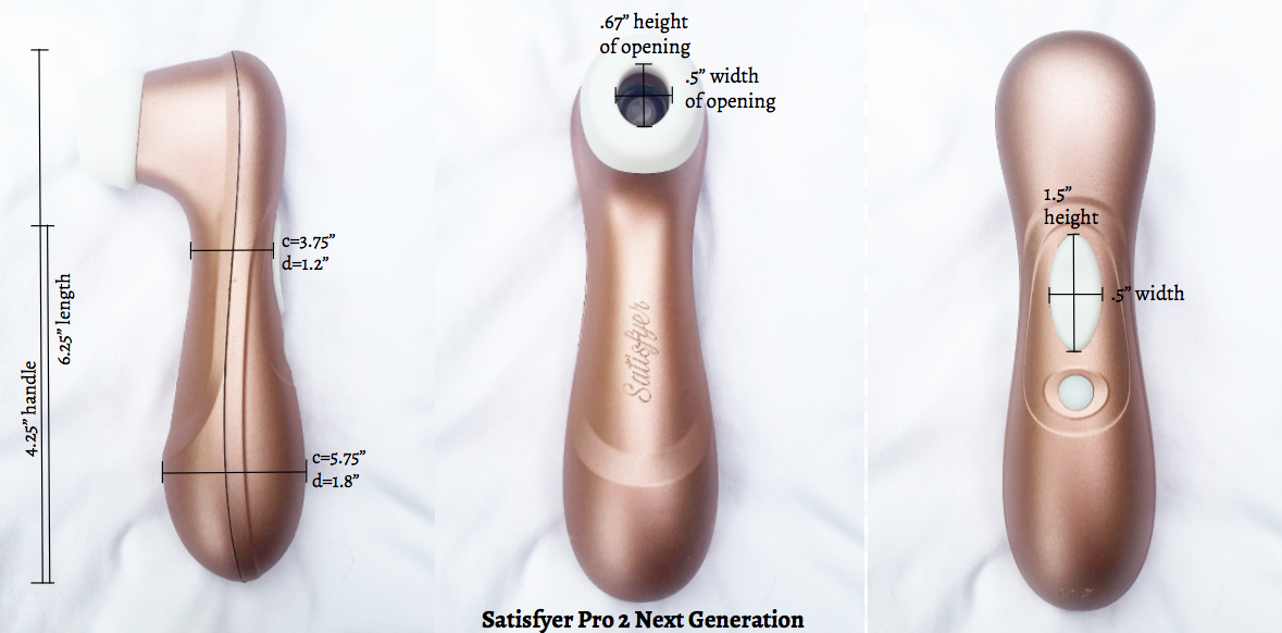 Satisfyer Pro 2 Next Generation By Satisfyer Generation Two By Two New Model