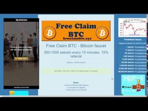 Bitcoin pentu toata lumea: SITE-uri BITCOIN GRATIS