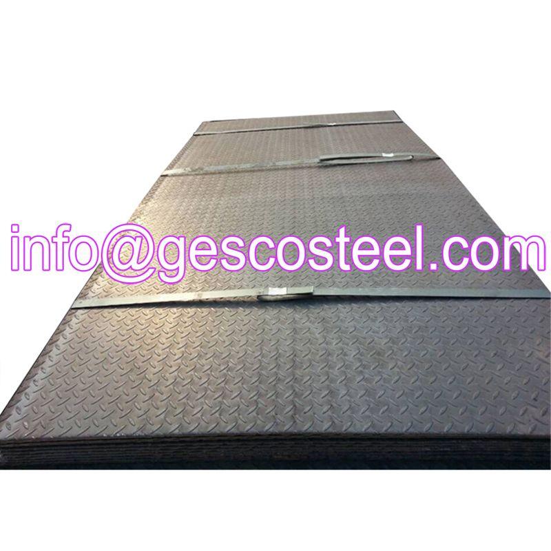 Checkered Steel Plate Steel Plate Steel Steel Sheet