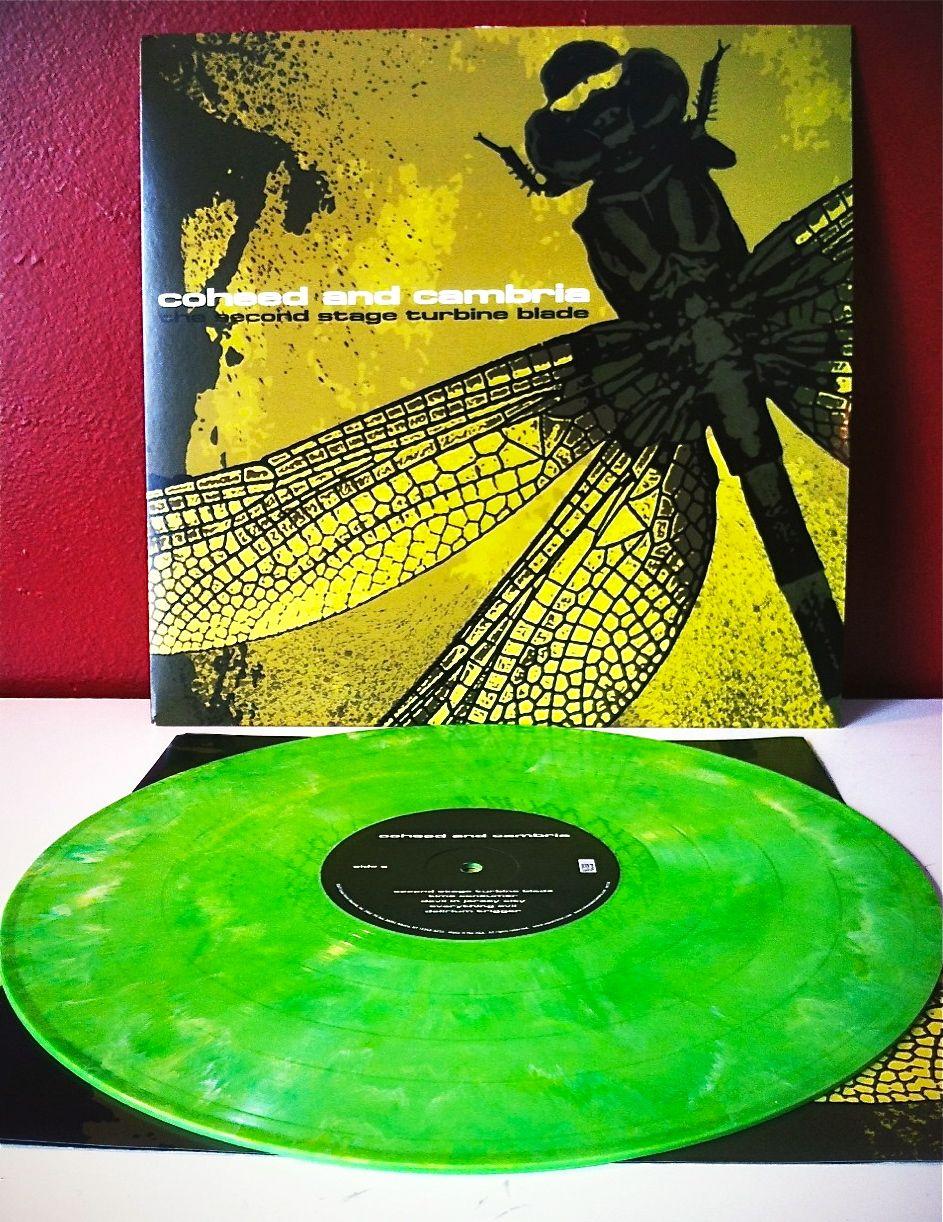 Coheed Cambria Records And Cds Coheed And Cambria Vinyl Music Vinyl