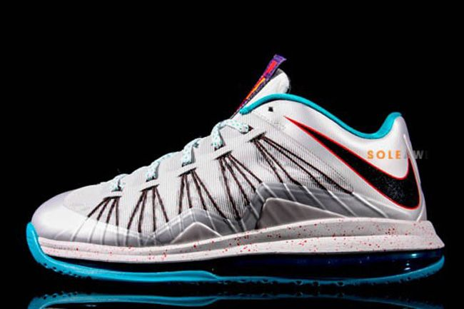 """huge selection of a6268 b3871 Preview  Nike Air Max LeBron X Low """"Hornets"""""""