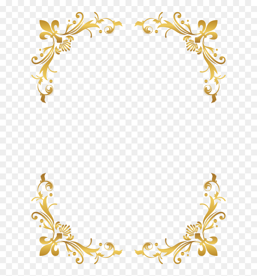 Transparent Background Gold Corner Border Png Png Download Is Pure And Creative Png Image Uploaded By Desig Corner Borders Gold Clipart Transparent Background