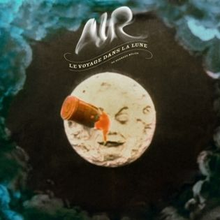 Le Voyage dans la Lune - Air (Feb 2012): commissioned to accompany the multi-million dollar restoration of Georges Méliès film by the same name.