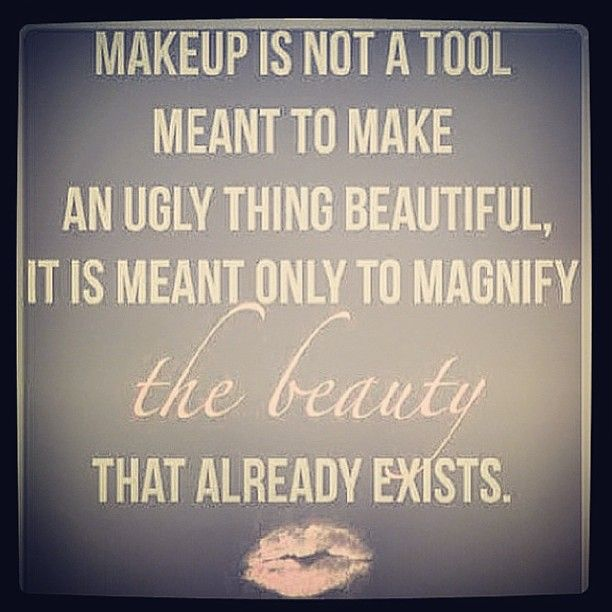 But Makeup Is Also Much More Than That It S A Tool For Creative