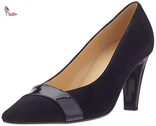 Gabor Shoes Gabor 51.280 Escarpins Femme, Bleu, 37 EU