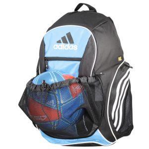9ffbb146ba81 adidas Estadio II Team Backpack - Collegiate Light Blue