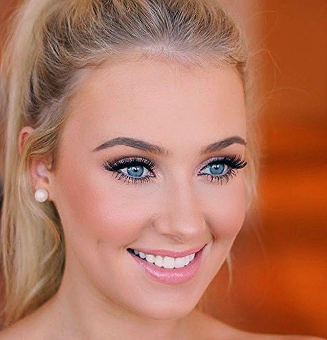 Photo of Dieses Braut Make Up sichert Ihnen den perfekten Auftritt am Hochzeitstag
