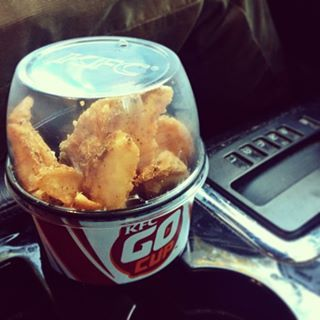 Kfc To Go Cup Packaging Fits In Any Cup Holder Pd Food Food Packaging Food Truck