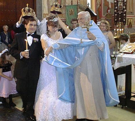 Eastern Orthodox Wedding Crowns