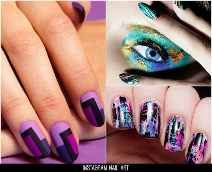Nail Art Httpyournailartnail Art 195 Nails Nailart