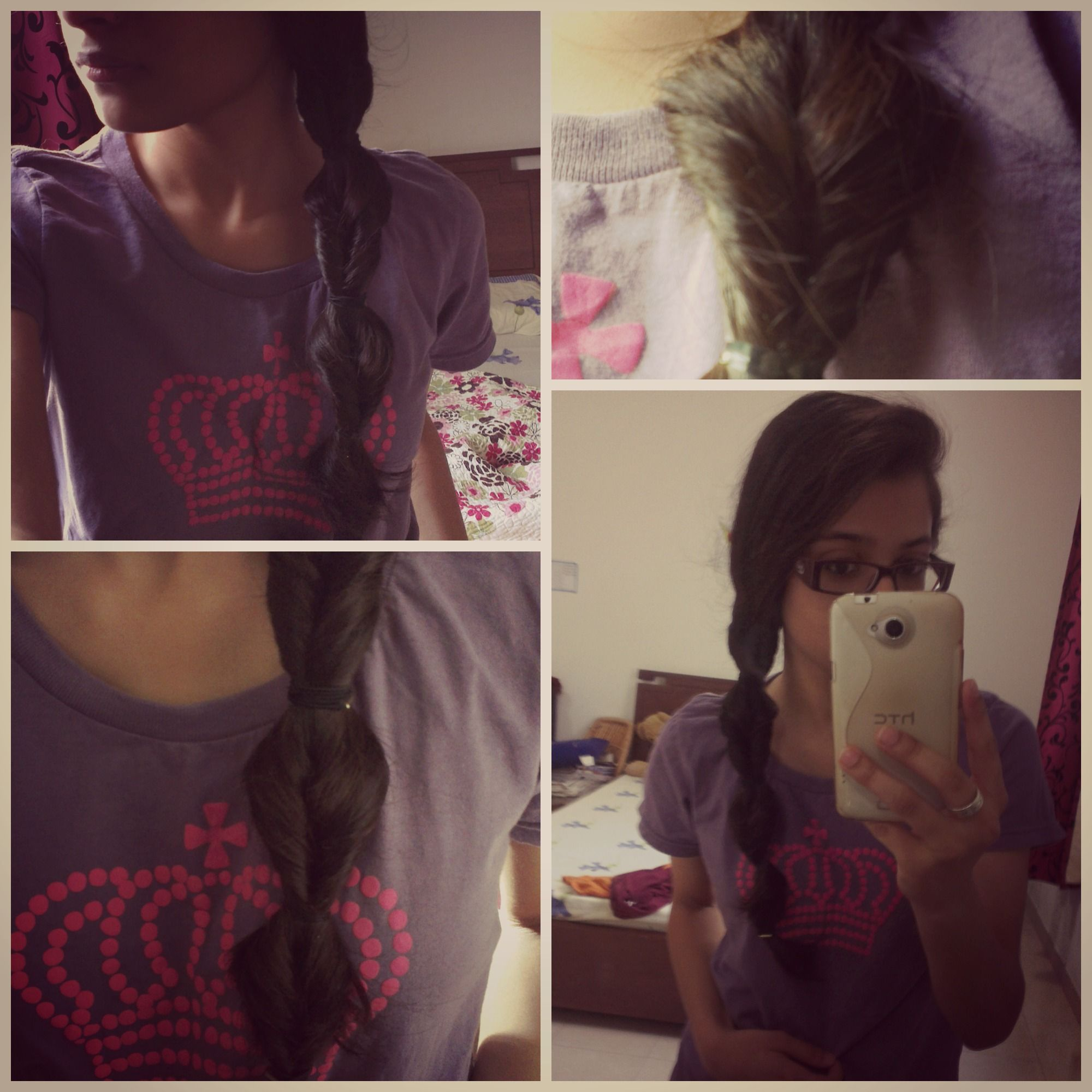 Hairstyleadayaugustchallenge day fauxbraid i reallyyy love this
