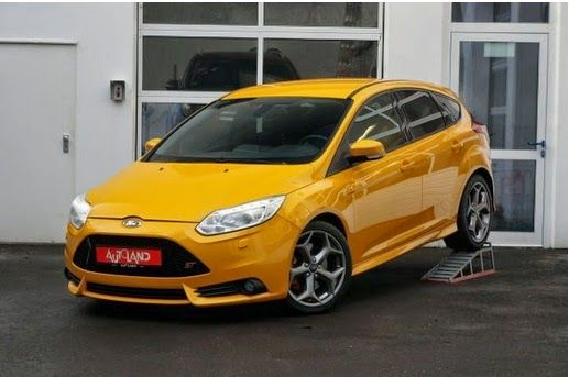 Gebrauchtwagen Ford Focus ST 2.0 EcoBoost:  21.900 EUR Limousine 39.358 km 03 / 2013 Benzin Schaltgetriebe Gebrauchtwagen