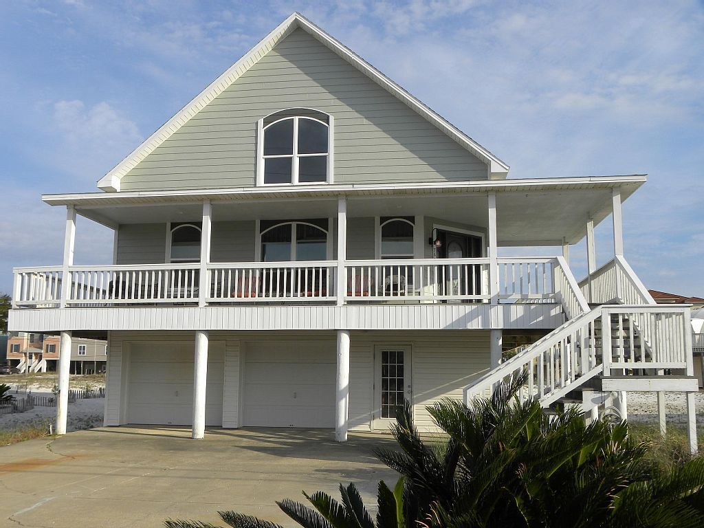 House Vacation Rental In Navarre Beach Florida United States Of