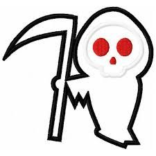 Cute Grim Reaper Coloring Pages Google Search Coloring Pages Grim Reaper Reaper