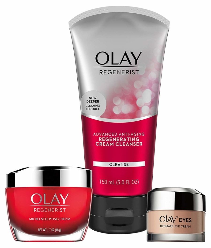 7 Skincare Must Haves That Won T Break The Bank Olay Anti Aging Skin Care Kit Anti Aging Skin Products