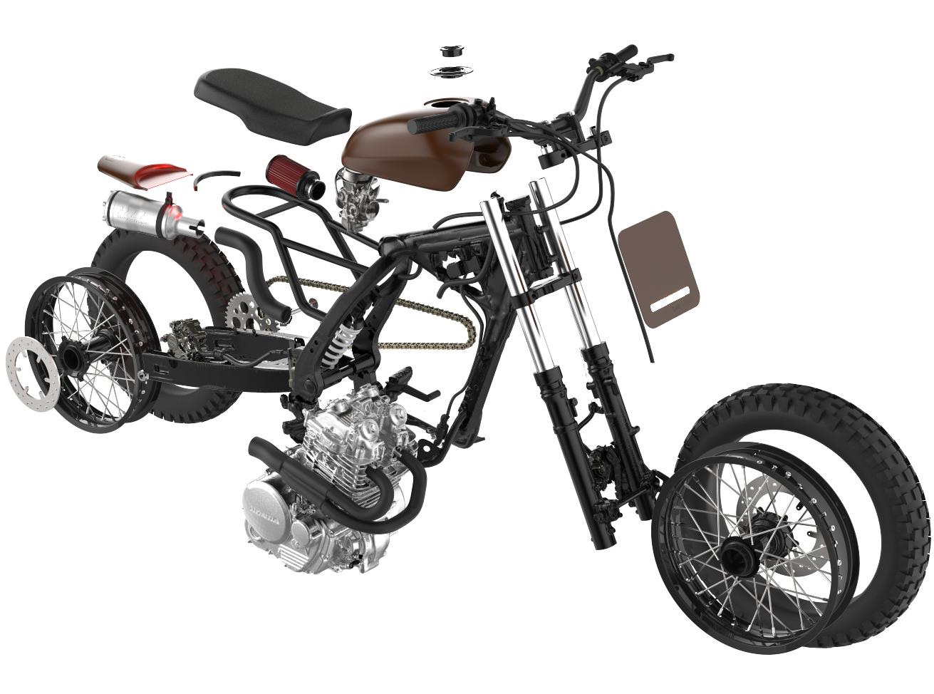 Dab Design - Motorcycle Design   Engineering   bikes ... e49ad46bcc2