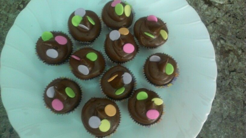 Chocolate truffle brownie bites!   Annettepartyof5   Pinterest