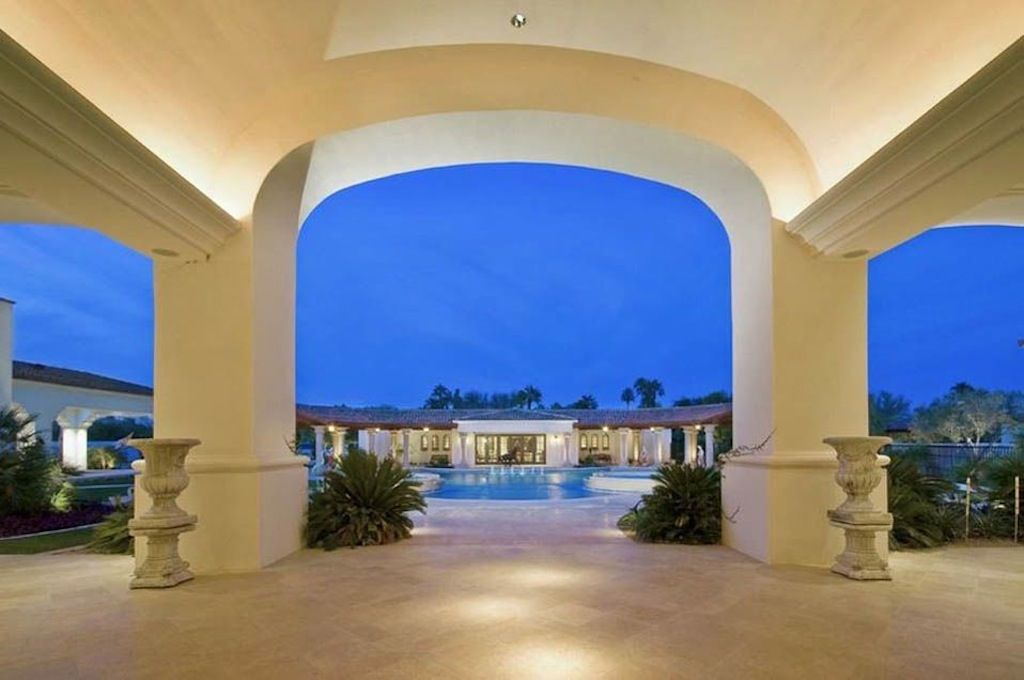 Paradise Valley Estate 11 Paradise Valley Paradise Valley Arizona Elegant Homes