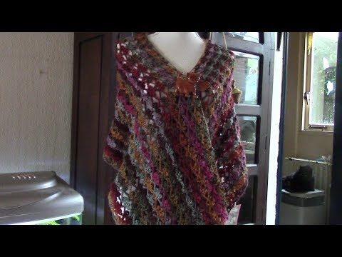 Haken Tutorial Trefoil Stola Youtube Crochet Patterns