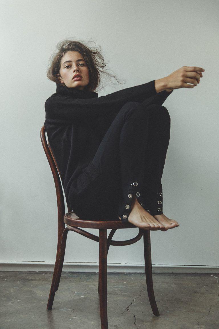 Lisa Fahey Exclusively for Fashion Editorials with Ruby Pedersen #editorialfashion